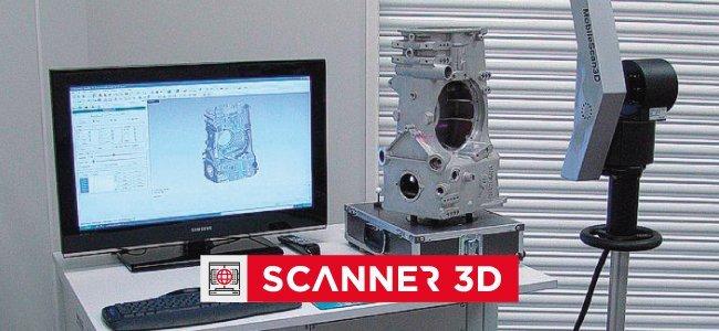 scanner 3d start smart srl